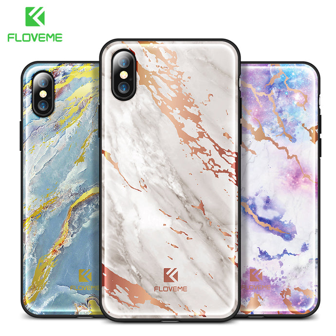 Ultra Thin Marble Case