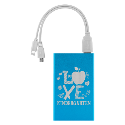 Love Kindergarten Power Bank