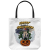 Halloween With Tote Bag