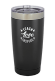 Teach Love Inspire Laser Etched Tumbler