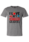 I Love my Second Graders T-Shirt