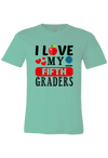 I Love my Fifth Graders T-Shirt