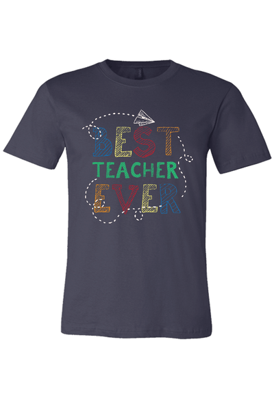 Best Teacher Ever T-Shirt