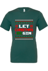 Ugly Sweater Style Let Christmas Begin Shirt