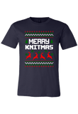 Merry Knitmas Christmas Shirt