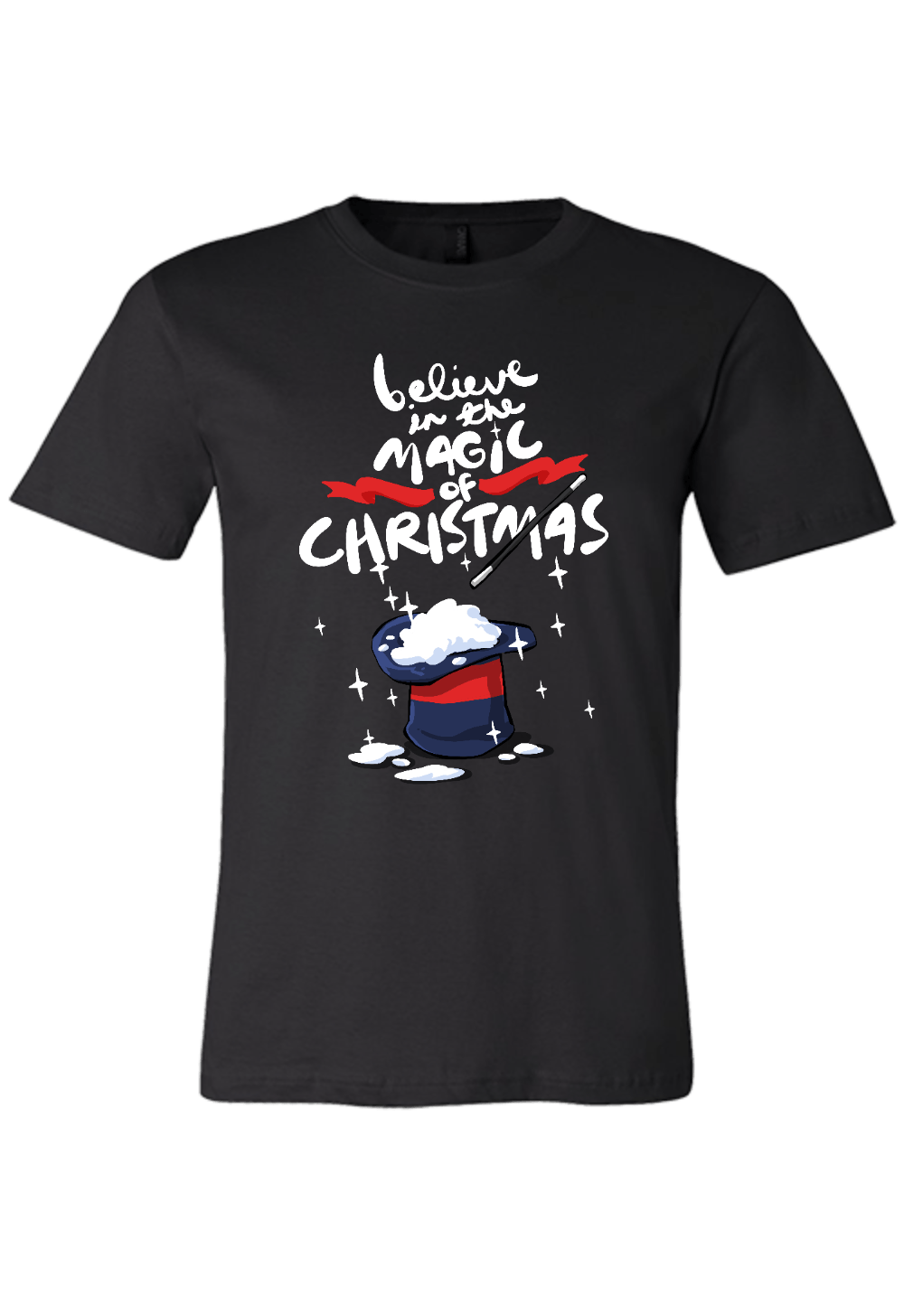 I Believe in the Magic of Christmas Shirt