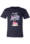 Happy Birthday Jesus Christmas Shirt