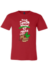 Keep Santa Healthy Eat the Minced Pies! Christmas Shirt