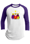 The 3 Kings Christmas Raglan