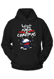 Believe on the Magic of Christmas Hoodie