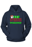 Elf Educator at Santa's Workshop Christmas Hoodie