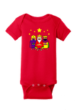 Three Kings Christmas Onesie