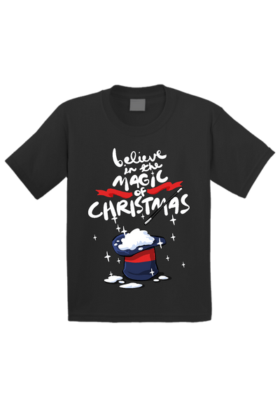 Believe in the Magic of Christmas Toddler Shirt