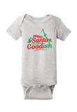 Dear Santa I have Been Goodish Christmas Onesie
