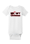 Meowy Christmas Baby One Piece