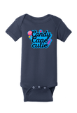 Candy Cane Cutie Christmas Onesie
