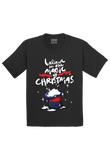I Believe in the Magic of Christmas Youth Shirt