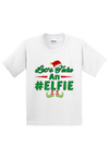 Lets Have an Elfie Christmas Youth Shirt