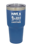 Have a Harry Christmas Tumbler