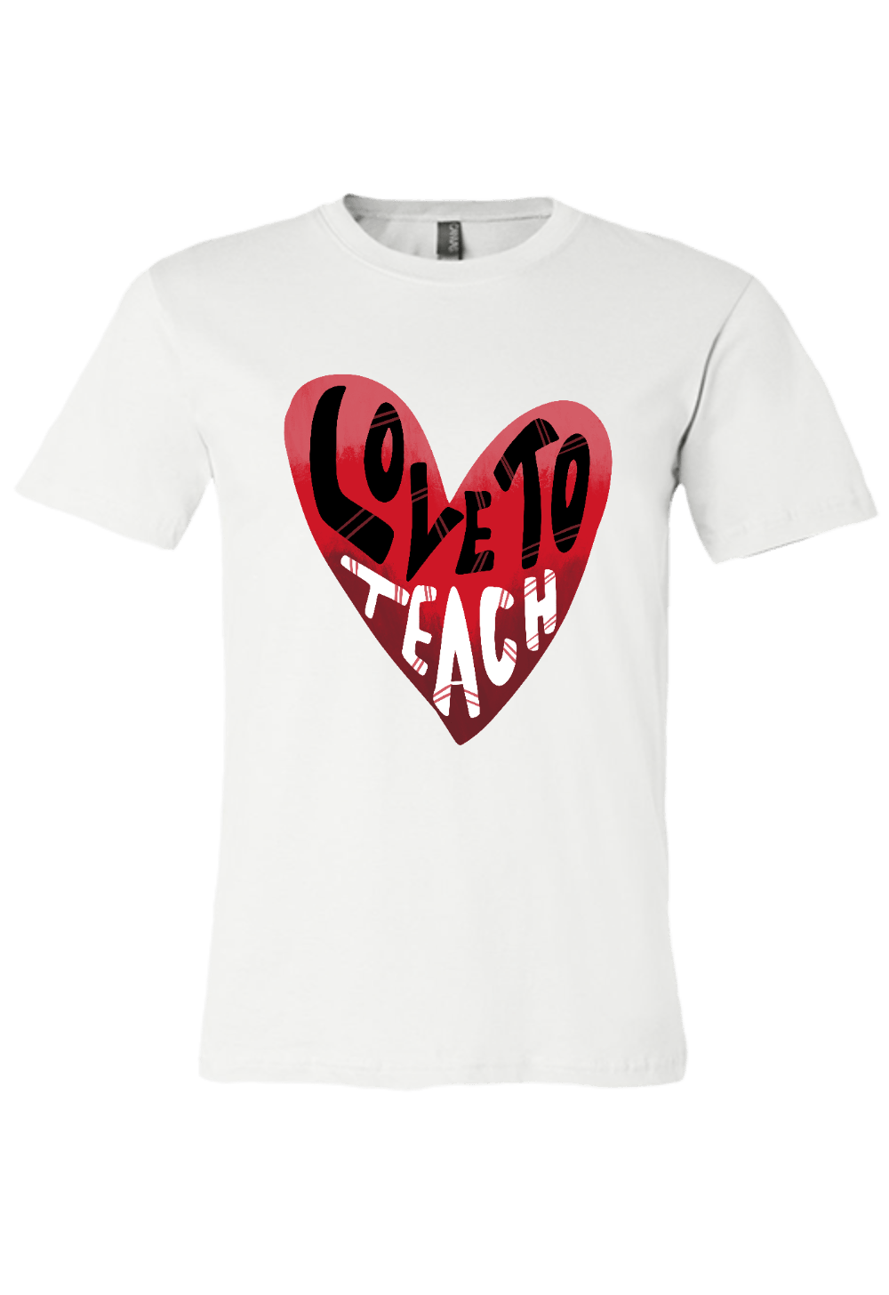 Love to Teach T-Shirt