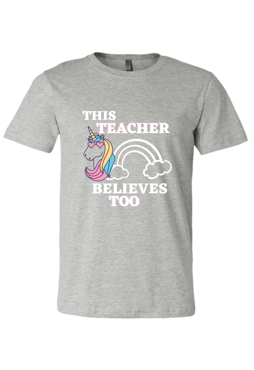 Teacher Unicorn T-Shirt