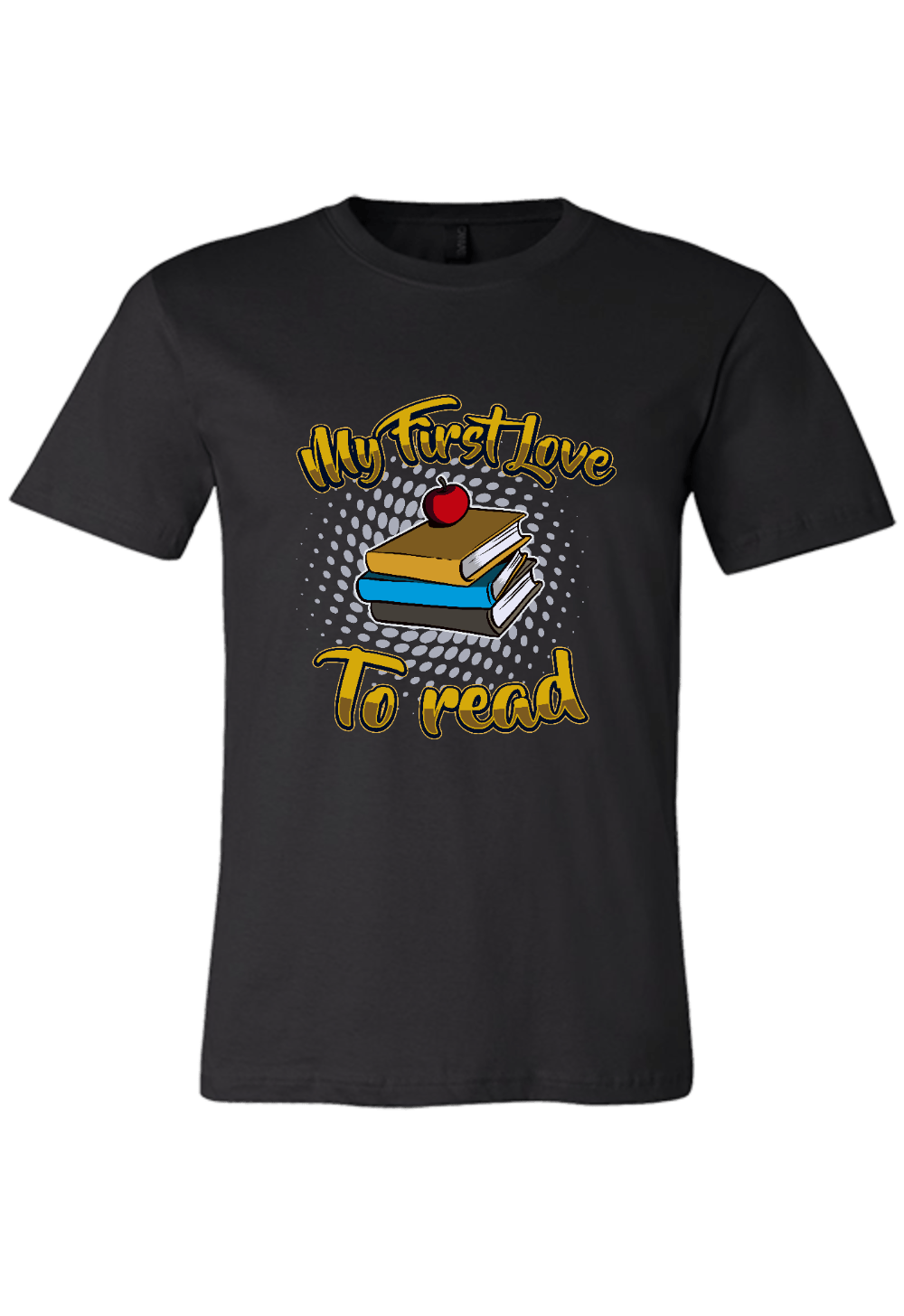 To Read my First Love T-Shirt