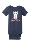 I Will End you Cat Onesie