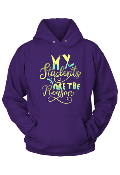 My Students are the Reason Hoodie