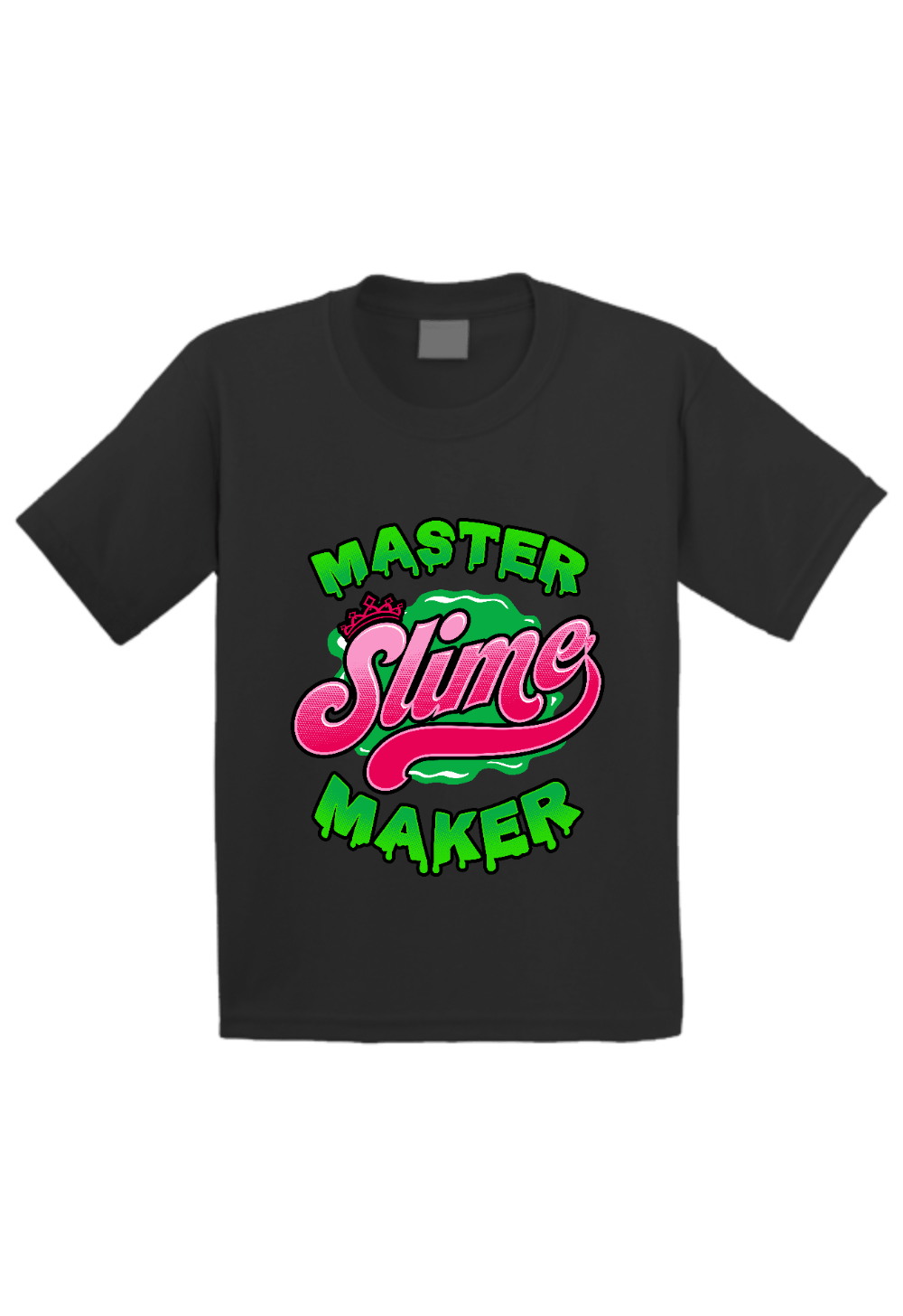 Master Slime Maker Toddler Shirt