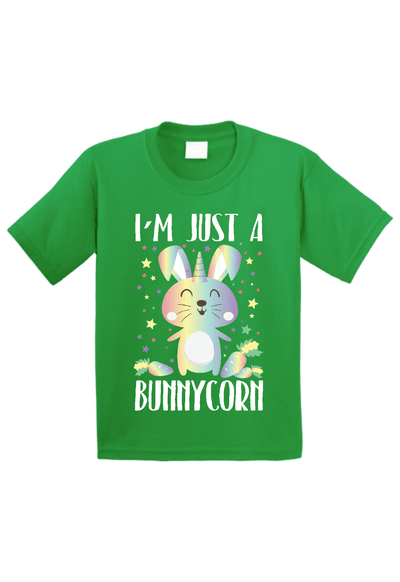 Just a Bunnycorn Toddler Shirt