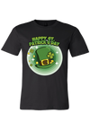 Lucky Hat Saint Patrick Promo Shirt