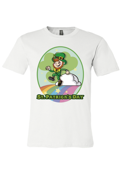 Luck Leprechaun Promo Shirt