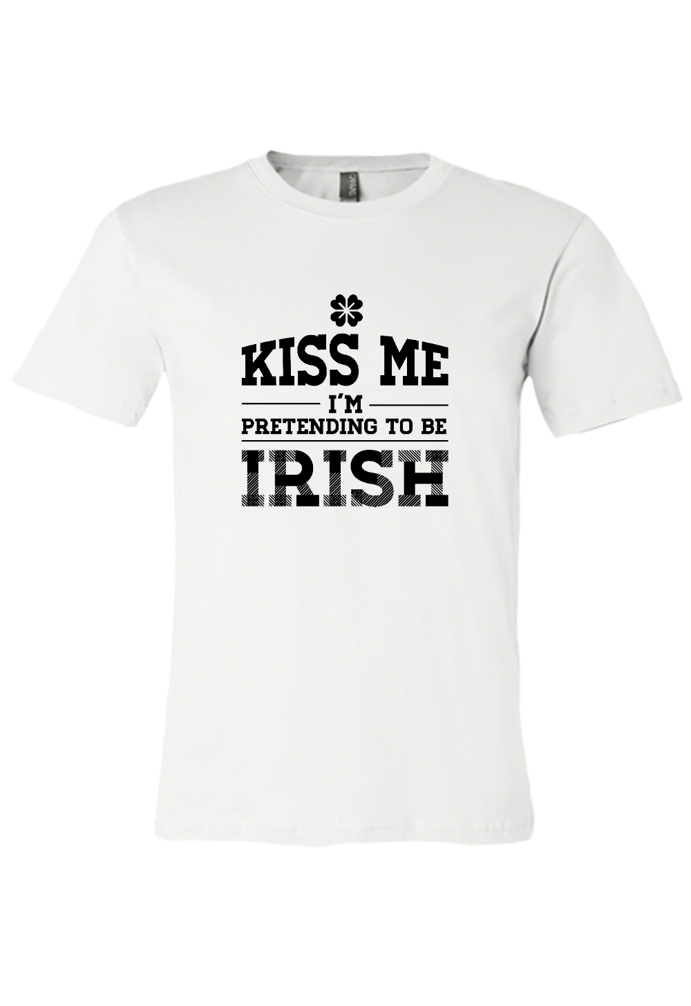 I am Pretending to be Irish Promo Shirt
