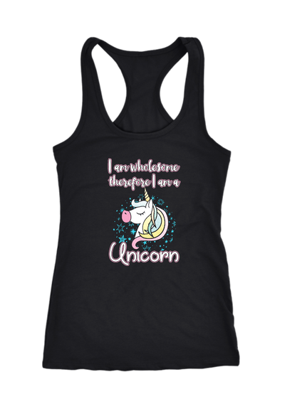 I am a Unicorn Racerback Tank Top