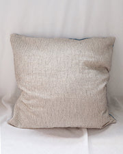 Bea Indigo Handwoven Pillow Cover | Olive & Iris