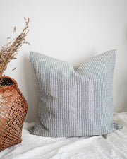 Blue Lace Pillow Cover | Olive & Iris