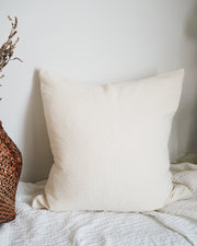 Gasalong Pillow Cover | Olive & Iris
