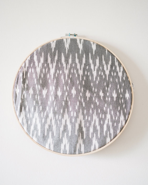 Handwoven Textile Wall Art No.1 | Olive & Iris