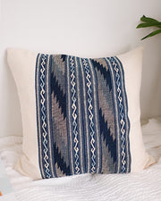Hill Tribe Handwoven Pillow Cover No.1 | Olive & Iris