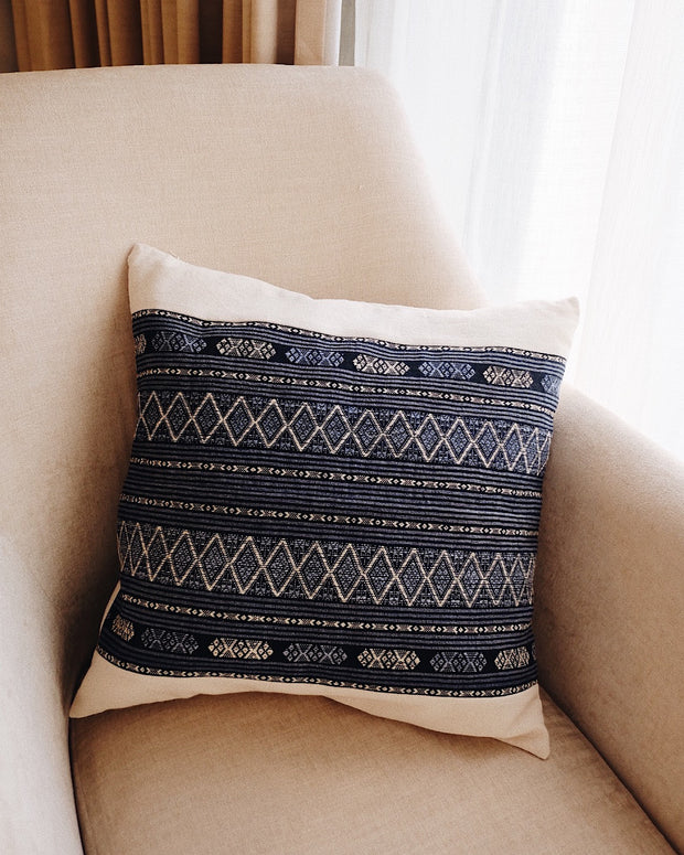 Hill Tribe Handwoven Pillow Cover No.3