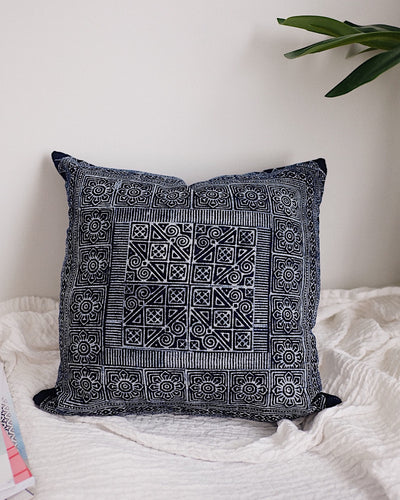 Hmong Hill Tribe Pillow Cover No.3