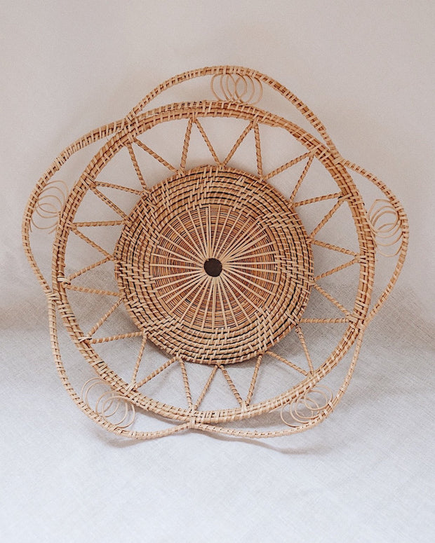 No.16 Basket Wall Hanging Set of 9
