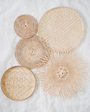 No.29 Basket Wall Hanging Set of 6 | Olive & IrisNo.29 Basket Wall Hanging Set of 6 | Olive & Iris