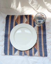 Risa Vintage Handwoven Placemat/Runner