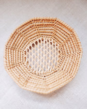 small handwoven rattan tray | Olive & Iris