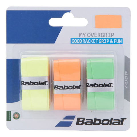 Babolat My Overgrip 3 Pack - TopSpin Tennis Store