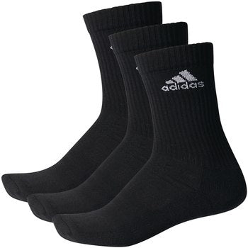 adidas 3-Strips Performance Crew Socks - TopSpin Tennis Store