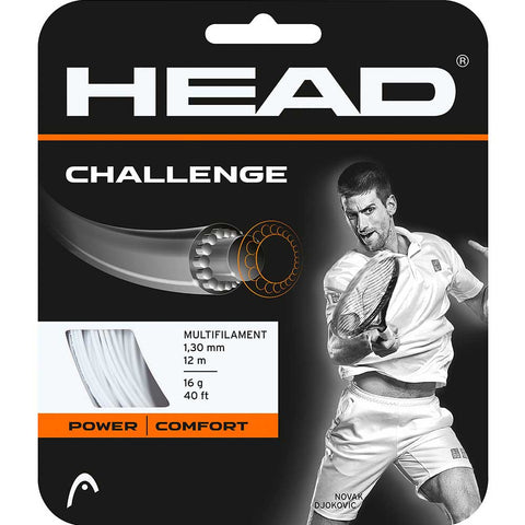 Head Challenge Tennis String - TopSpin Tennis Store
