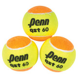 Penn QST 60 Orange Tennis Balls 8 Polybag - TopSpin Tennis Store