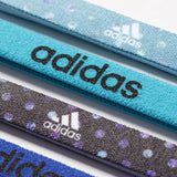 adidas Fighter Graphic 6 Pack Hairband - TopSpin Tennis Store